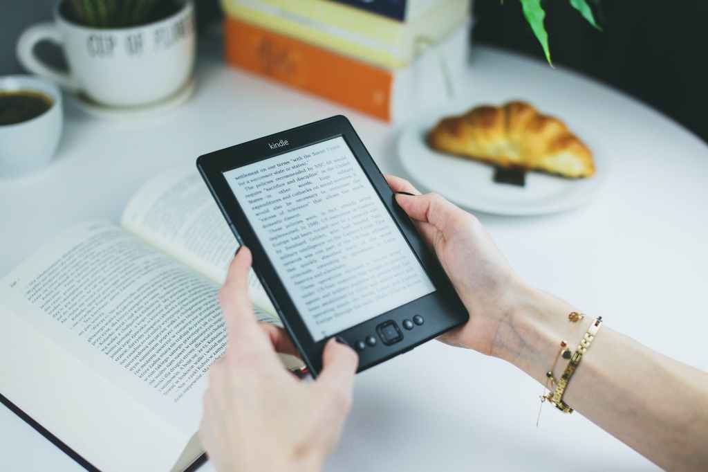 eBook in Kindle